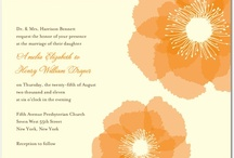 Wedding Invitations / by Emily Hansen