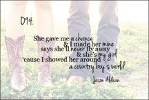 Aldean <3 / by Heather Glenn