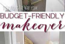 Closet makeover / by Carli Greenfield Allendorf