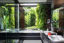 Bathrooms / by Kristen Pryor