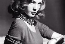 Lauren Bacall / by California Closets and American Vintage