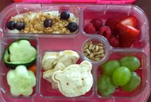 Little lunches / by Elizabeth