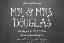Wedding Brunch / Wedding brunch decor, wedding brunch invitations, and other fabulous wedding brunch ideas! / by Wedding Paper Divas