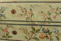 Hand painted furniture / by fiona bruce