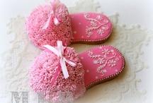 Cookie Art~decorative cookies / by Laura Kirklin Rhodes