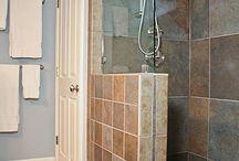 Bathroom redesign / by Jodi Arnst