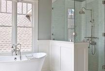 awesome bathrooms / by Elizabeth Salak