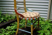 Painted Furniture / by Kathy Holt