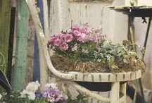 Outdoor Decor / by Wendy Kirk
