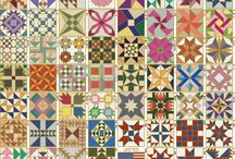 quilt blocks / by Lisa Bongean