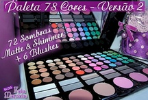 Maquiagem / Dicas de produtos para maquiagem. / by Pat - Fadas Maquiadas