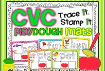 CVC - Kindergarten  / by Megan Skogmo