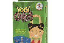 Kids Yoga / by www.RollingSands.com