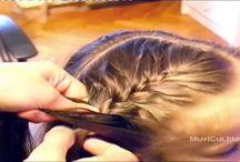 Cute Girl Hairstyles / by sami shihade