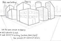 School Ideas - Perspective / by Nicole Franczvai