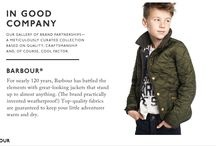 Eye Candy - Boys Clothing / Sheer #inspiration for little boys outfits, any season, any age / by Fabric.com