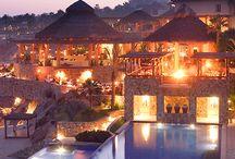 Esperanza Resort / Esperanza is rated one of the Top Three Cabo Luxury Beach Hotel & Cabo Resorts - Villa & Villas in Cabo San Lucas, Mexico  / by Esperanza Resort
