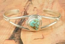 Bracelets / by Treasures of the Southwest.com