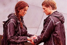 Hunger Games Love <3 / by Kerilynn Spencer