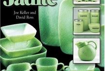 Jadite Glassware / by Elaine Ellington