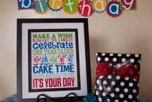 birthday / by Angela Wille