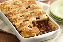 Recipes -- Beef / by Sherry Crites