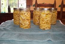 Homemade - Canning Vegetables / by Chip Beatty