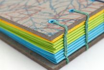 DIY: Bookmaking & Journaling - how to's & examples! / by Melissa Mariano