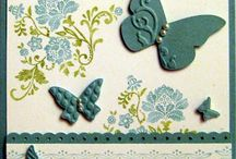 Cards - Stampin' Up / by Donna McComb