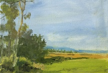 Paintings and Drawings of Everything Landscape! / Everything featured on this board is produced by the Landscape Institute's faculty, students and Alumni! / by Boston Architectural College Professional & Continuing Education