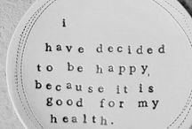 the happiness plan / by Kaitie Myers