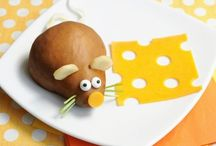 Snack ideas for kids / by Heera Pillai