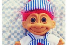 My favourite toys - Trolls / by kaffe happymoment