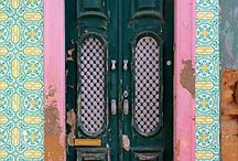 Doors / I have a strange fascination with doors and windows. Haha / by Nicole Dillon