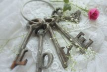 Key to...anything / Just keys / by Jeanna Adams