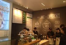 JUICE BAR / by Fresia Herhuay  |  Interior Designer