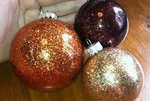 Christmas DIY crafts  / by Teresa DeLaneuville