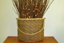 Baskets, Firkins, & Wooden Utensils / by Joy Logan Burkhart