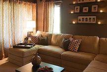 Living Room Ideas / by Lisa Hansen