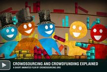 Crowdsourcing and crowdfunding infographics / Crowdsourcing, crowdfunding, crowd everything  ** Looking for social media or crowdsourcing advice or support? Contact me at tom.laine@innopinion.com. Read more about me at https://www.linkedin.com/in/tomlaine and http://www.innopinion.com / by Tom Laine, Innopinion Ltd Oy