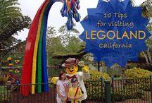 Lego Land 2014 / by Jenna