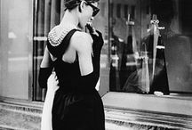 Audrey / by Tina Lewis
