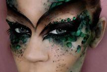 Fx makeup shoot / by Ali Harvey