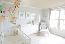 Nursery Inspiration / Interior decorating advice for welcoming your little one home!  / by NAPCP