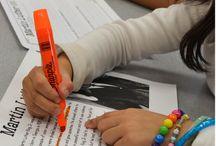 first grade close reading / by Nancy Brasil