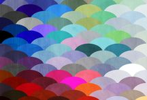 Color / Pattern / by Colleen Ludovice (inspired to share)