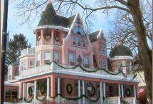 Victorian Homes / by Create With Joy *