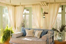 sunroom / by Tina Griffith