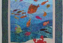 Fish quilt / by Laura Millspaugh