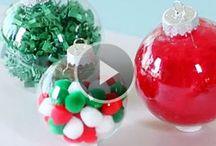 Christmas ornaments / by Denise Hodgkinson